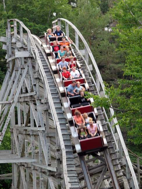 Upper Clements Amusement Amp Adventure Park
