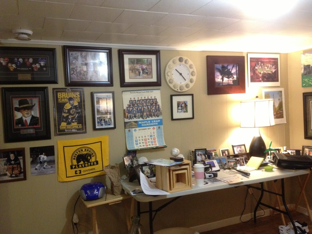 Welcome to the Man Cave (2/5)