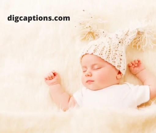 Newborn Captions for Instagram
