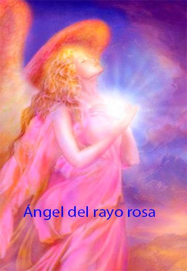 Resultado de imagen para rayo rosa abundancia divina