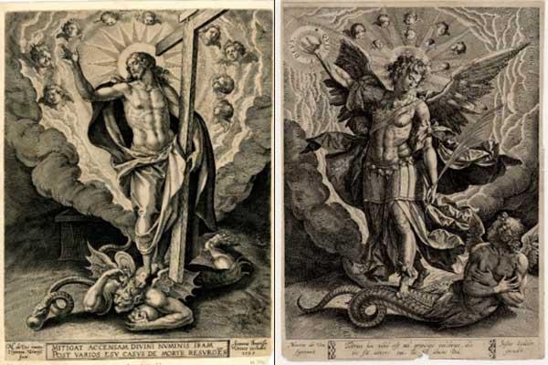 Oración-al-Arcángel-San-Miguel-para-vencer-demonios, oración al arcángel miguel para los vivicios, y para la protección, también para retirar trabajos de hechiceríasdigeon.net