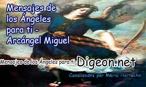 Mensajes de los Ángeles para ti Arcángel Miguel