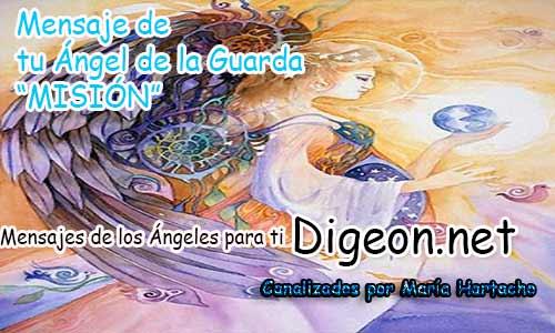 MENSAJE DE TU ÁNGEL DE LA GUARDA - MISIÓN