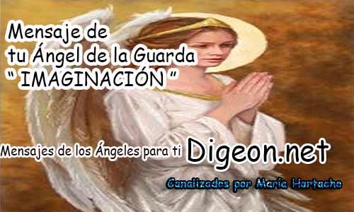 MENSAJE DE TU ÁNGEL DE LA GUARDA - 03/09/2017 - IMAGINACIÓN
