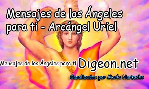 Mensajes de los Ángeles para ti