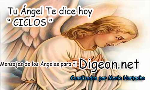 tu ángel te dice hoy