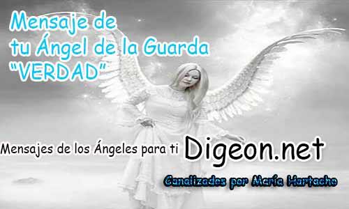 El MENSAJE DE TU ÁNGEL DE LA GUARDA - VERDAD