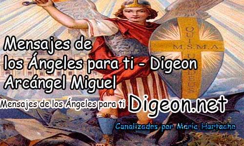 MENSAJES DE LOS ÁNGELES PARA TI - Arcángel Miguel