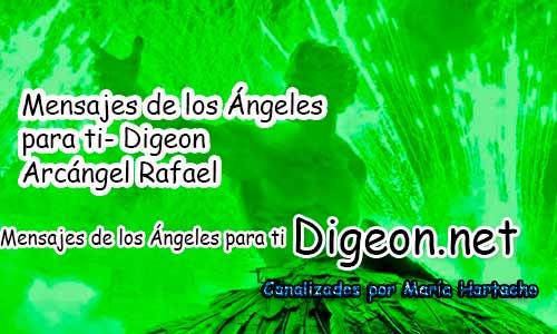 MENSAJES DE LOS ÁNGELES PARA TI - Arcángel Rafael