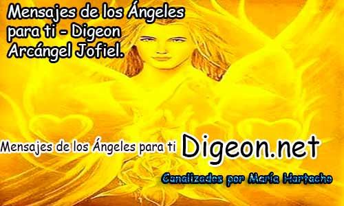 MENSAJES DE LOS ÁNGELES PARA TI - Arcángel Jofiel