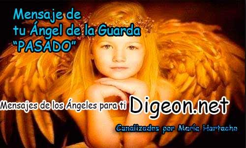 MENSAJE DE TU ÁNGEL DE LA GUARDA - PASADO