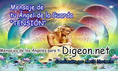 MENSAJE DE TU ÁNGEL DE LA GUARDA - 12-12-2017 - TENSIÓN