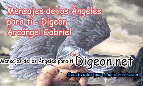 MENSAJES DE LOS ÁNGELES PARA TI - Arcángel Gabriel- Día 800