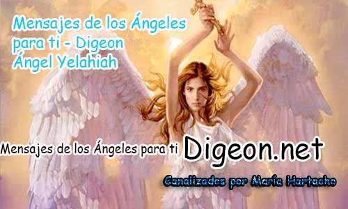 MENSAJES DE LOS ÁNGELES PARA TI - Digeon- Ángel Yelahiah - Día 893y Decreto Para la Riqueza + Consejo de tu Ángel para hoy 09/05/2018.