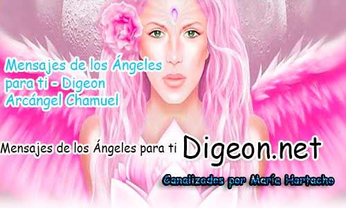 MENSAJES DE LOS ÁNGELES PARA TI - Digeon - Arcángel Chamuel - Día 909 y Decreto Para la Eliminar los Tumores + Consejo de tu Ángel para hoy 01/06/2018.