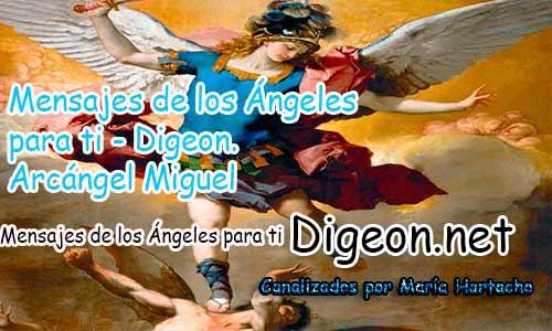 MENSAJES DE LOS ÁNGELES PARA TI - Digeon- Arcángel Miguel - Día 888y Decreto Para la Riqueza + Consejo de tu Ángel para hoy 02/05/2018.