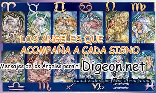 LOS ÁNGELES QUE ACOMPAÑA A CADASIGNO. Todo sobre los ángeles y sus mensajes.