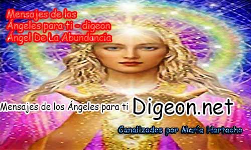 MENSAJES DE LOS ÁNGELES PARA TI - Digeon - Ángel De La Abundancia - Día 946 y Decreto De La Espada Azul de San Miguel Arcángel + Consejo de tu Ángel para hoy 25/07/2018.
