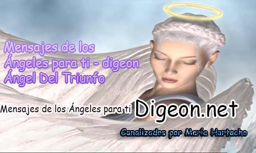 MENSAJES DE LOS ÁNGELES PARA TI - Digeon - Ángel Del Triunfo - Día 945 y Decreto De La Espada Azul de San Miguel Arcángel + Consejo de tu Ángel para hoy 24/07/2018.