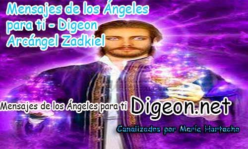 MENSAJES DE LOS ÁNGELES PARA TI - Digeon - Arcángel Zadkiel - Día 961 y decreto para la riqueza y prosperidad + Consejo de tu Ángel para hoy 15/08/2018