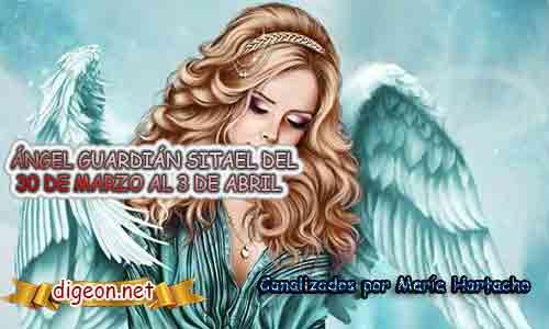 ÁNGEL GUARDIÁN SITAEL DEL 30 DE MARZO AL 3 DE ABRIL