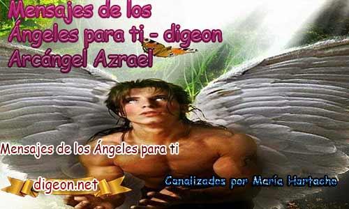 MENSAJES DE LOS ÁNGELES PARA TI - 05/11/2018 Arcángel Azrael - Día 1.019- + Consejo De Tu Ángely código de activación de la Abundancia universalPara Hoy