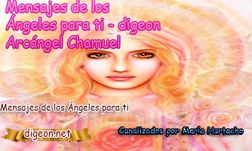 MENSAJES DE LOS ÁNGELES PARA TI - 06/11/2018 Arcángel Chamuel - Día 1.020- + Consejo De Tu Ángely código de activación de la Abundancia universalPara Hoy 06/11/2018