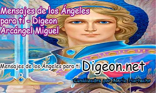 MENSAJES DE LOS ÁNGELES PARA TI - Digeon - 04/12/2018/
