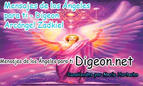 MENSAJES DE LOS ÁNGELES PARA TI - Digeon - 21 De Enero