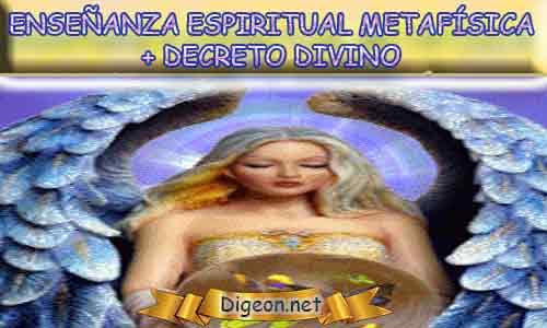 ENSEÑANZA ESPIRITUAL METAFÍSICA PARA HOY 14 de Febrero + DECRETO DIVINO