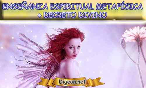 ENSEÑANZA ESPIRITUAL METAFÍSICA PARA HOY 16 de Febrero + DECRETO DIVINO