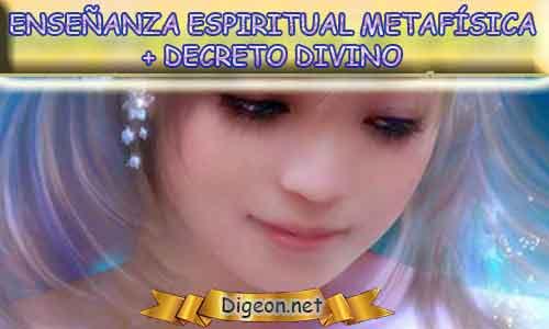 ENSEÑANZA ESPIRITUAL METAFÍSICA PARA HOY 18 de Febrero + DECRETO DIVINO y todo sobre la metafísica y los decretos de metafísica