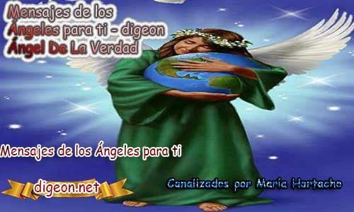 MENSAJES DE LOS ÁNGELES PARA TI - Digeon - 23 de Febrero