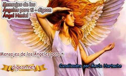 MENSAJES DE LOS ÁNGELES PARA TI - Digeon - 25 de Abril