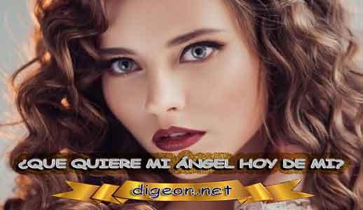 ¿QUÉ QUIERE MI ÁNGEL HOY DE MÍ? 11De Abril + DECRETO DIVINO