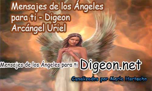 MENSAJES DE LOS ÁNGELES PARA TI - Digeon - 30 de Mayo - Arcángel Uriel - Día 1193 + Consejo de tu Ángel y Decreto para La Prosperidad y Abundancia