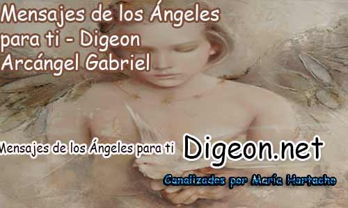 MENSAJES DE LOS ÁNGELES PARA TI - Digeon - 03 de Junio - Arcángel Gabriel - Día 1197 + Consejo de tu Ángel y Decreto para La Prosperidad y Abundancia