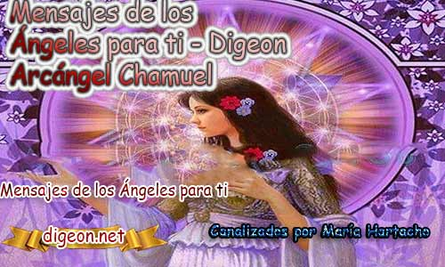 MENSAJES DE LOS ÁNGELES PARA TI - Digeon - 21 de Mayo