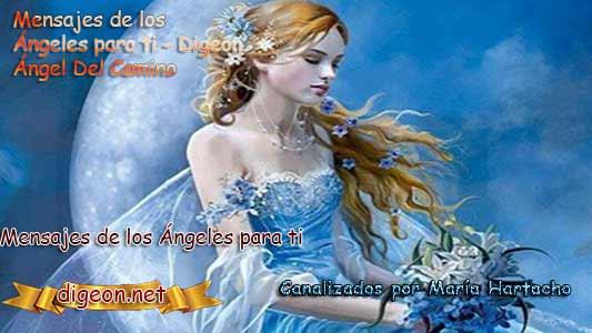 MENSAJES DE LOS ÁNGELES PARA TI - Digeon - 24 de Mayo