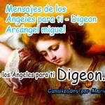 MENSAJES DE LOS ÁNGELES PARA TI - Digeon - 25 de Junio - Arcángel Miguel - Día 1215 + Consejo de tu Ángel y Decreto para La Riqueza y Prosperidad