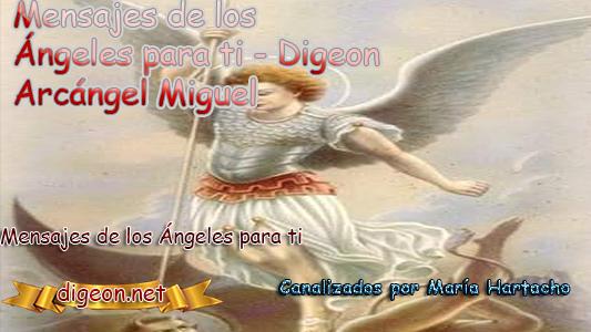 MENSAJES DE LOS ÁNGELES PARA TI - Digeon – 10 de junio - Arcángel Miguel + Consejo de tu Ángel y Decreto para la protección y el consejo diario de los ángeles