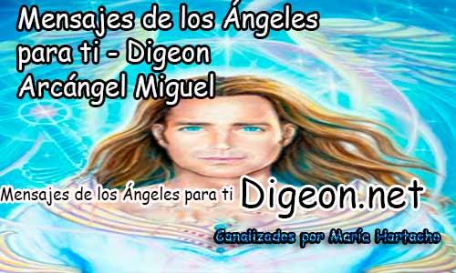 MENSAJES DE LOS ÁNGELES PARA TI - Digeon - 03 de Julio - Arcángel Miguel - Día 1222 + Consejo de tu Ángel y Decreto para La Riqueza y Prosperidad