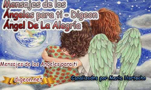 MENSAJES DE LOS ÁNGELES PARA TI - Digeon - 01 de Agosto - Ángel de la Alegría - Día 1247 + Consejo de tu Ángel y Decreto para La Prosperidad y Abundancia
