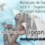 MENSAJES DE LOS ÁNGELES PARA TI - Digeon - 19 de Julio - Arcángel Gabriel - Día 1236 + Consejo de tu Ángel y Decreto para Encontrar la Guía en un Asunto