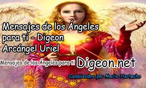 MENSAJES DE LOS ÁNGELES PARA TI - Digeon - 07 de Agosto - Arcángel Uriel - Día 1252 + Consejo de tu Ángel y Decreto para La Prosperidad y Abundancia
