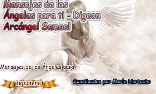 MENSAJES DE LOS ÁNGELES PARA TI - Digeon - 06 de Septiembre - Arcángel Samael - Día 1258 + Consejo de tu Ángel y Decreto para La Riqueza y Abundancia