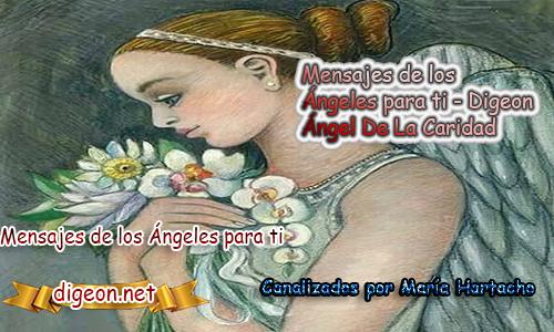 MENSAJES DE LOS ÁNGELES PARA TI - Digeon - 17 de Septiembre - Ángel de la Caridad - Día 1267 + Consejo de tu Ángel y Decreto para La Riqueza y Abundancia