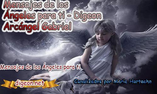 MENSAJES DE LOS ÁNGELES PARA TI - Digeon - 19 de Septiembre - Arcángel Gabriel - Día 1269 + Consejo de tu Ángel y Decreto para La Riqueza y Abundancia