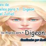 MENSAJES DE LOS ÁNGELES PARA TI - Digeon - 17 de Octubre - Arcángel Jofiel - Día 1293 + Consejo de tu Ángel y Decreto para la Prosperidad y Abundancia