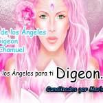MENSAJES DE LOS ÁNGELES PARA TI - Digeon - 16 de Octubre - Arcángel Chamuel - Día 1292 + Consejo de tu Ángel y Decreto para la Prosperidad y Abundancia